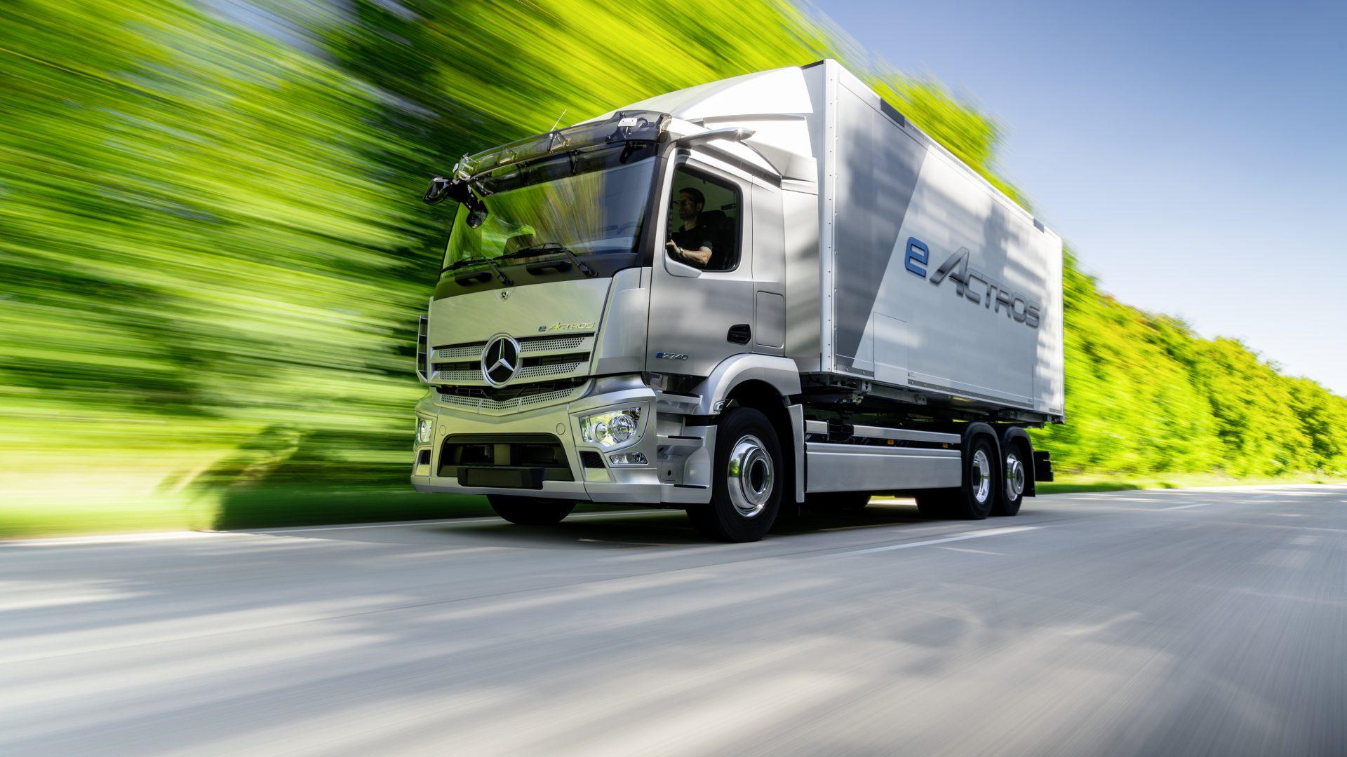 Daimler Truck CATL