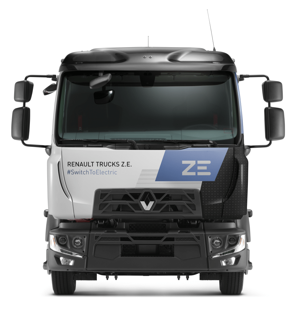 Renault Trucks urby