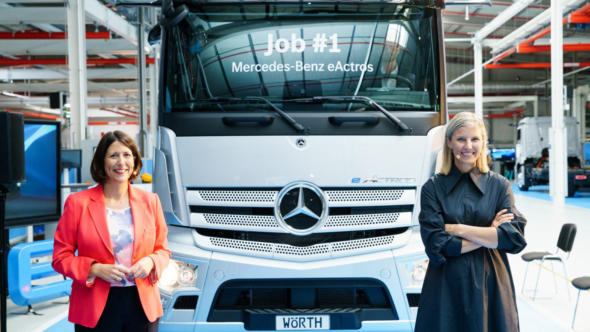 eactros series production